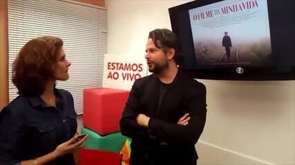 Selton Mello conversa com o Gshow sobre o seu novo filme: 'O Filme da Minha Vida'