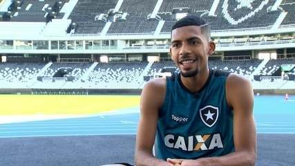 Conheça um pouco mais sobre Matheus Fernandes, destaque do Botafogo na temporada