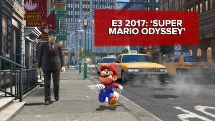 E3 2017: 'Super Mario Odyssey' usa boné do Mario como principal acessório