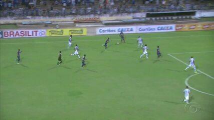 CSA vence o Fortaleza por 1 a 0 , no Rei Pelé