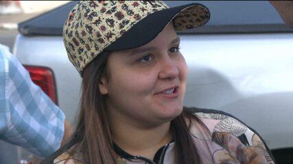 Cantora Maiara, da dupla Maiara e Maraisa, deixa marca registrada em Campina Grande