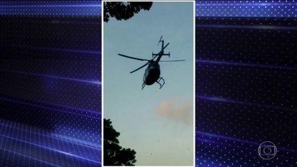 Policial sequestra helicóptero e chama venezuelanos a se rebelarem contra o governo