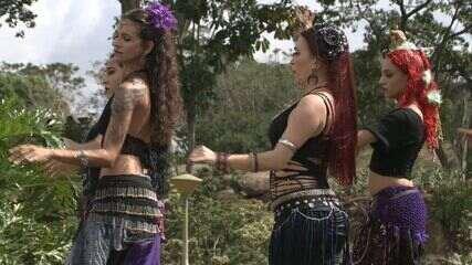 Em Movimento: Tribal Fusion conquista espaço no Espírito Santo