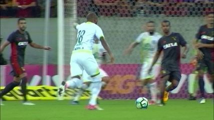 Melhores momentos de Sport 3 x 0 Chapecoense pela 13ª rodada do Brasileirão 2017