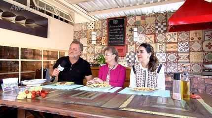 Fernando Kassab apresenta a receita do macarrão brasileirinho