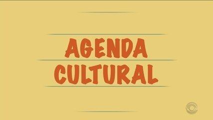 Confira a agenda cultural para SC neste fim de semana
