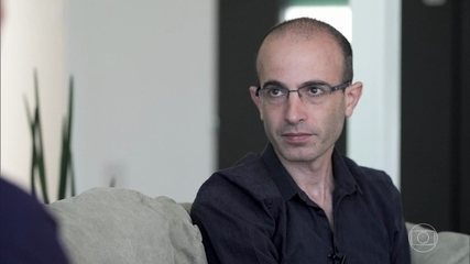 Yuval Noah Harari fala sobre o perigo de se separar o capitalismo do humanismo
