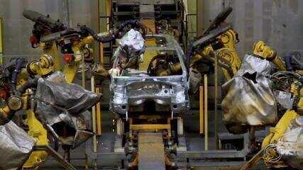Você sabe como é o processo de fabrição de um carro?