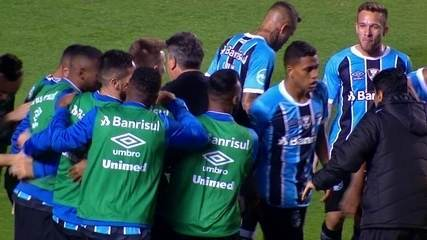 Os gols de São Paulo 1 x 1 Grêmio pela 16ª rodada do Campeonato Brasileiro