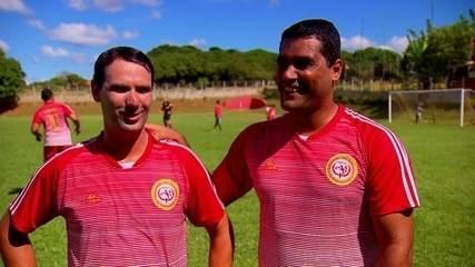 """""""Peladeiros no GE"""" apresenta partida tradicional em Sobradinho"""