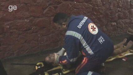 Em partida de futsal, três jogadoras do Iranduba são levadas ao hospital