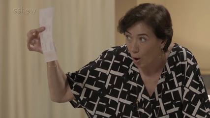 Resumo de 29/7 - Silvana rouba folha de cheque de Eurico para poder jogar