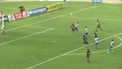 CSA vence Botafogo-PB e se mantém na liderança da competição