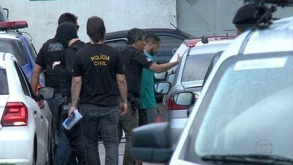 Polícia prende integrantes da quadrilha suspeita do assalto à Brinks
