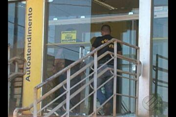 Polícia busca por bandido que explodiu agência do Banco do Brasil em Medicilândia
