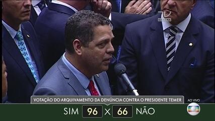 Veja como votaram dos deputados do estado do Acre
