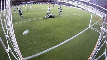 São Paulo 1 x 2 Coritiba