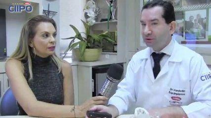 Dr Vanderlim Branco Camargo, Diretor Clínico da CIIPO especialista em implantes há mais de
