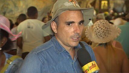 O fotógrafo Ricardo Prado fala sobre seus registros de fé na romaria de Bom Jesus da Lapa