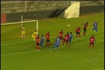 Nos pênaltis, URT perde para o Globo FC e está eliminada da Série D