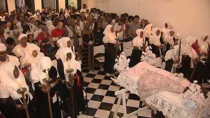 Festa da Nossa Senhora da Boa Morte celebra 237 anos no Recôncavo Baiano