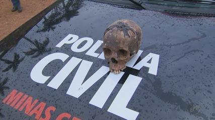 Pelo menos 30 pessoas são presas em operação da Polícia Civil em Machado (MG)