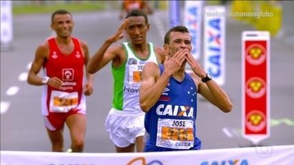José Marcio da Silva vence a Meia Maratona Internacional do Rio de Janeiro