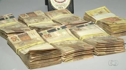 Funcionário de distribuidora é um dos suspeitos de ajudar em roubo de R$ 105 mil
