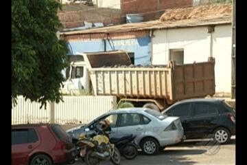 Caminhão carregado de minério é apreendido em Parauapebas