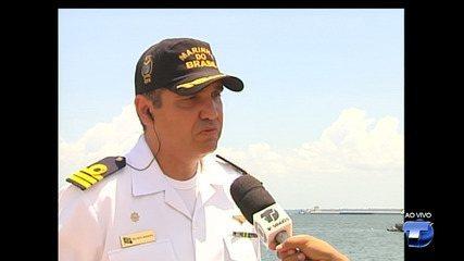 Capitania investiga documentação apresnetada por barco que naufragou no rio Xingu