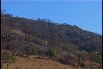 Acidente com parapente deixa uma pessoa ferida em Divinópolis