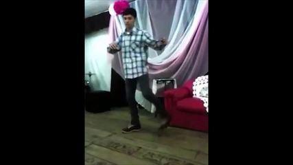 Popping dance