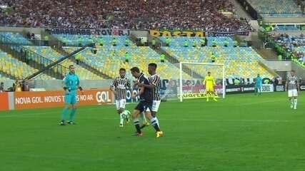 Melhores momentos de Fluminense 0 x 1 Vasco pela 22ª rodada do Campeonato Brasileiro