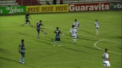 Melhores momentos de Luverdense 1 x 0 Londrina pela 22ª rodada da Série B