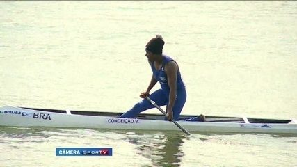 Valdenice Conceição fica na sexta posição no C1 200m no Mundial de Canoagem