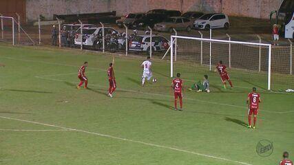 Velo Clube perde para o Linense e é o lanterna do grupo 1 da Copa Paulista