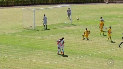 Mirassol bate Penapolense e se aproxima de classificação na Copa Paulista