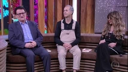 Gilberto Belchior conta histórias do irmão famoso com a família