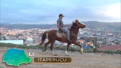 Plug visita Itaperuçu (parte 1)