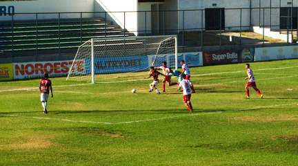 Assista os gols de Flamengo-PI 1 x 1 4 de Julho pela terceira rodada da Copa Piauí