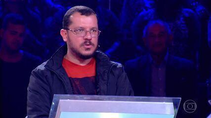 Tempo se esgota e João Jambeiro vai concorrer a R$ 1 milhão na próxima semana