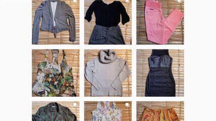 Em Movimento: Bazar online