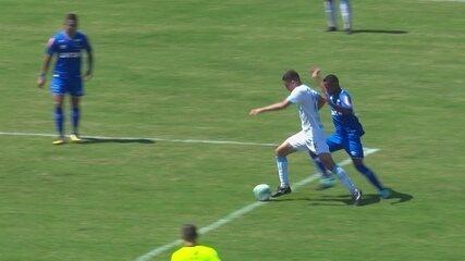 Melhores momentos de Londrina 2 (3 x 1) 2 Cruzeiro pela semifinal da Copa da Primeira Liga