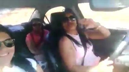 Vídeo mostra momentos antes do acidente que matou três mulheres no Tocantins