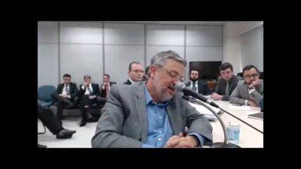 Ex-ministro Palocci detalha negócios com Lula