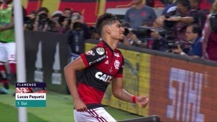 Os gols de Flamengo 1 x 1 Cruzeiro pela final da Copa do Brasil