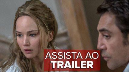 Assista ao trailer de 'Mãe!' com Jennifer Lawrence e Javier Bardem
