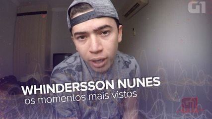 Top 5 - Os momentos mais vistos de Whindersson Nunes