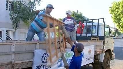 Catanduva recebe o projeto 'Cidade Limpa'