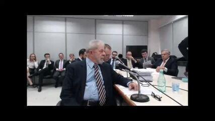 2º depoimento de Lula a Sérgio Moro – parte 3